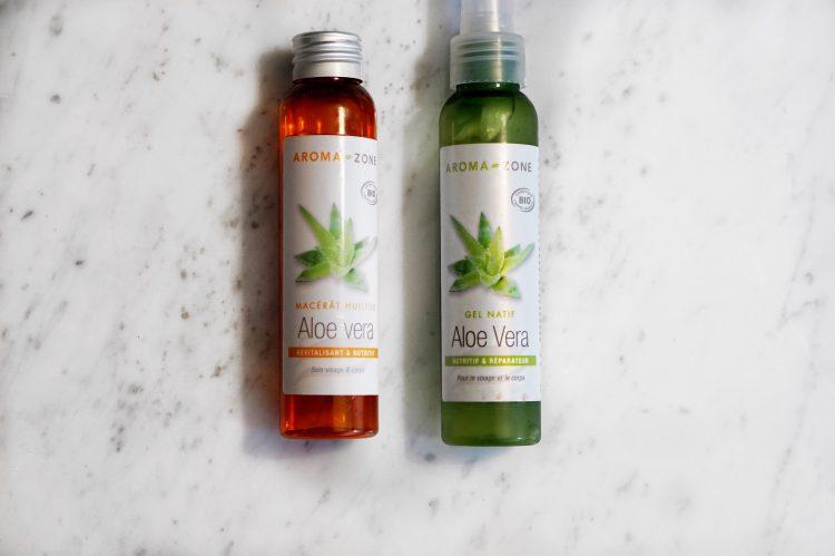 Masque cheveux secs et cassants– Aloe Vera power