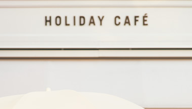 Holiday Café #Paris16