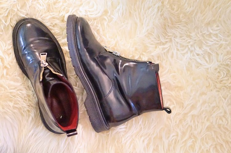 #ShoesDay : Les Boots militaire