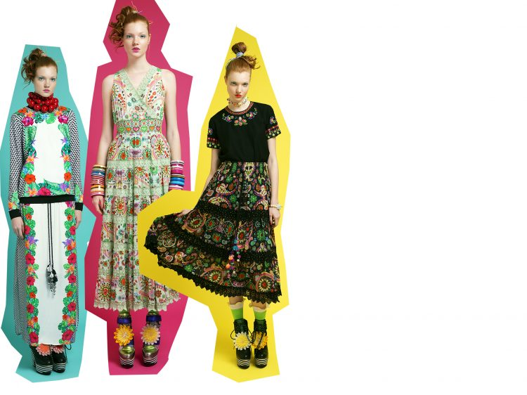 Manish Arora x Derhy, la collection haute en couleur !