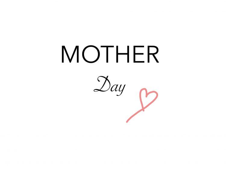 Ce qui fait sourire ma mère #MotherDay