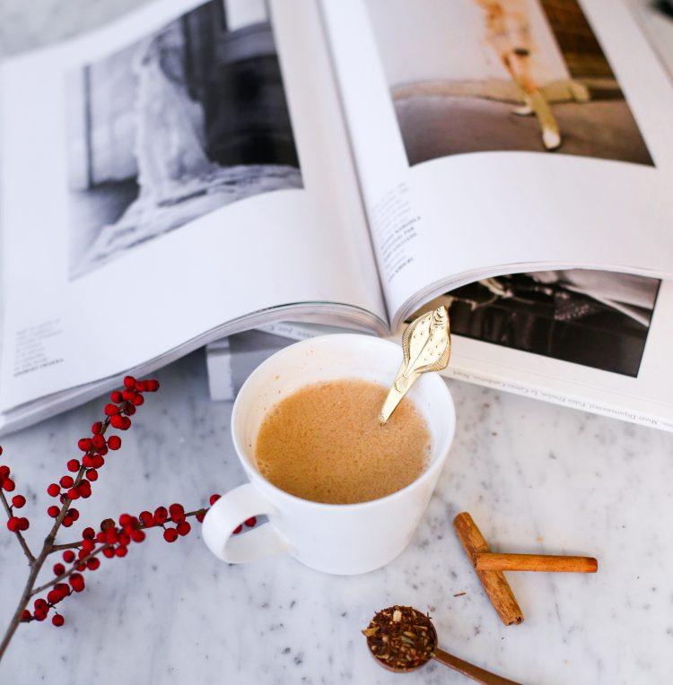 Chaï tea latte : recette facile et rapide
