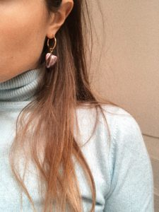 Boucles d'oreilles Fafa