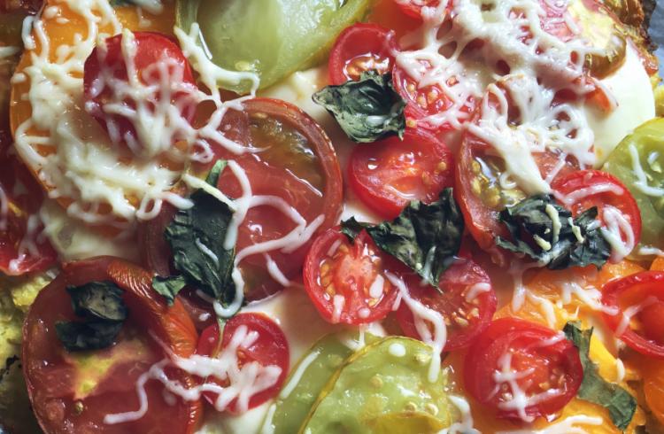 Une #Pizza ? Oui mais #healthy !