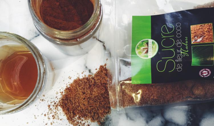 3 manières de sucrer #sainement ou de donner du goût à nos desserts