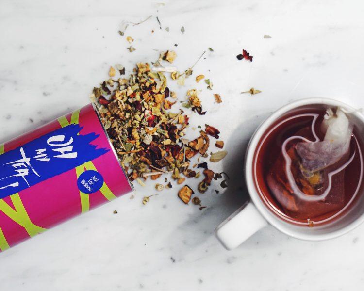 Oh my Tea ! Le thé à gouter !