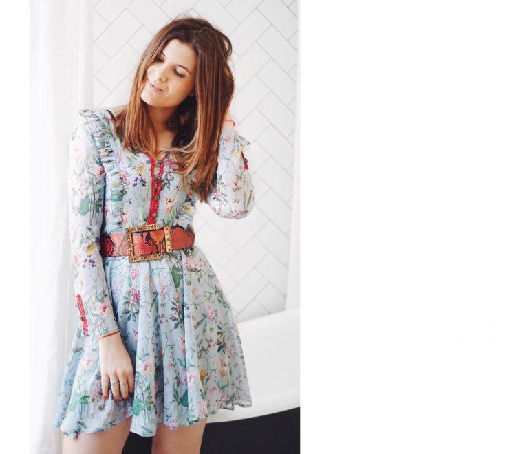 Sélection shopping :la robe florale